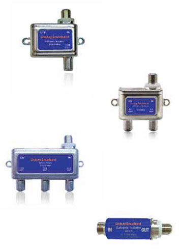 GALVANIC ISOLATORS [GxV] Cable Products, Drop Passives