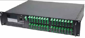 LBA-2000H HIGH POWER EDFA LBA-2000H is our new generation  EDFA/EYDFA co-doped Fiber Amplifier.