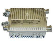 The Lindsay exclusive multiple dwelling  amplifier delivers reliable performance  supporting DOCSIS 3.1